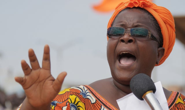 Women in Togo Going on Week-Long Sex Strike in Effort to Remove President from Power