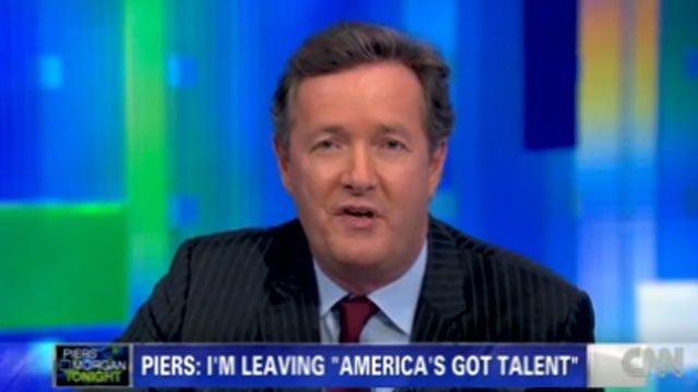 You Can Take the Piers Morgan Out of America's Got Talent...