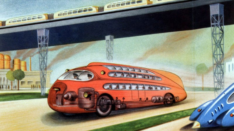 COTD: What If Autonomous Drivers Terrorize Autonomous Vehicles?