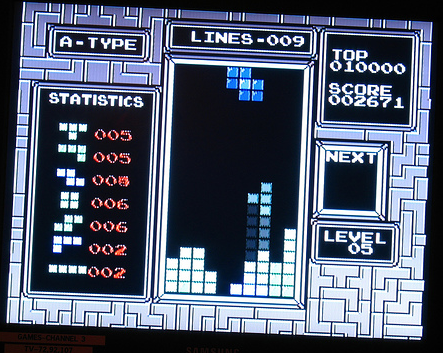 Tetris Wipes Out Bad Memories, Say Scientists