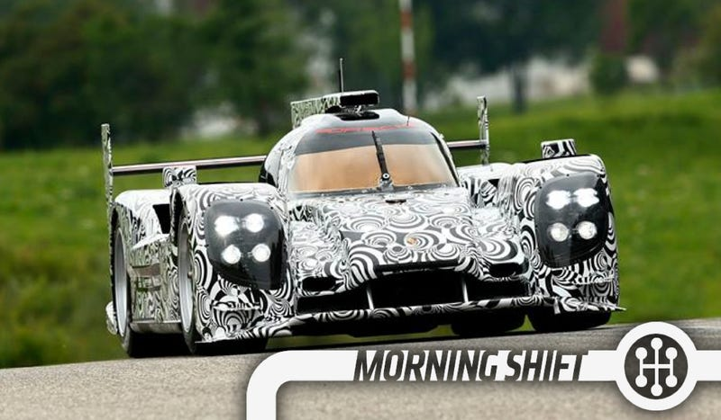 Porsche Is Back At Le Mans, Cadillac Rocks, And Did BMW Discriminate?
