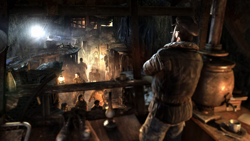 Next Year Will See A Return To Metro 2033's Horrific Russian Underground