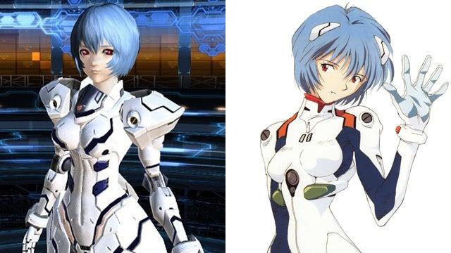 2 Anime Character Creator : Phantasy star online s character creator brings sci fi