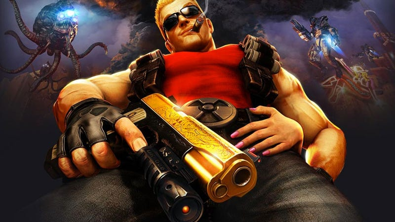 Duke Nukem Forever Bringing Its 'Special Pain Cake' to the Mac This Summer