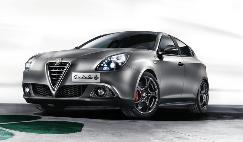 Alfa Romeo Has A Crazy Idea And Sticks The 4C's Heart In The Giulietta