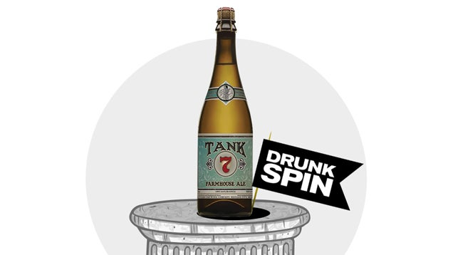 Boulevard Tank 7 Farmhouse Ale: Because Summer Ain't Over Yet