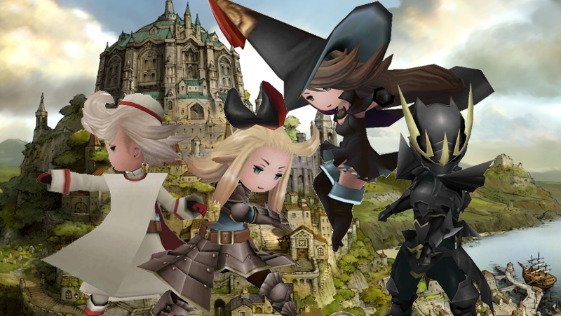 5 Reasons you should play Bravely Default