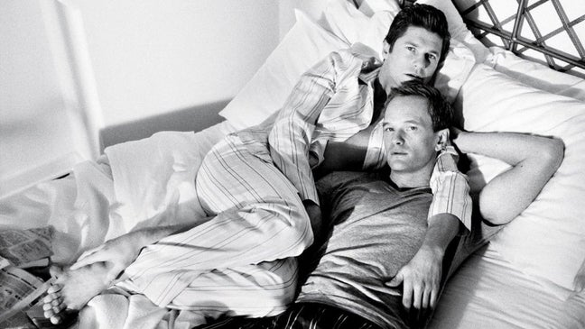 Neil Patrick Harris and His Husband Are Never Allowed to Break Up