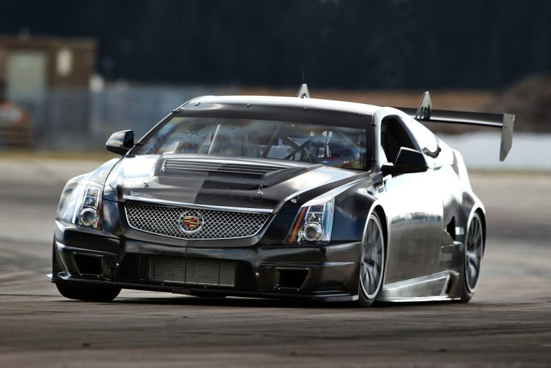 Awesome Cadillac CTS-V Coupe GT Car is Awesome