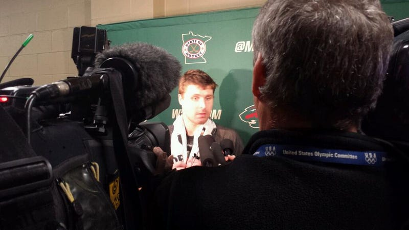 Ilya Bryzgalov Is Like A Kicked Puppy Who Must Learn To Trust Again