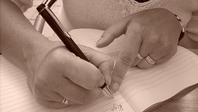 Keep a Work Diary to Minimize Mistakes and Document Successes
