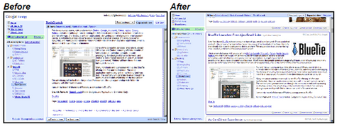 Download of the Day: Google Reader Optimized (Greasemonkey)