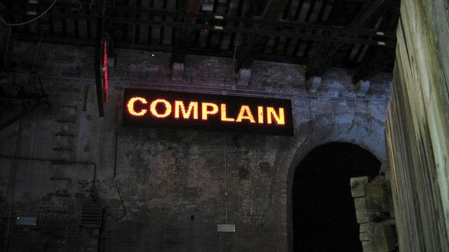 Use Humor to Make a Complaint More Effective