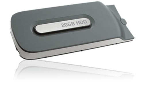 Microsoft Offering 20GB HDDs Refurb For NXE Upgrade