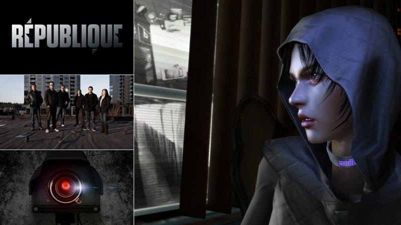 République's Ambitions Are Way Greater Than Just Metal Gear Stealth