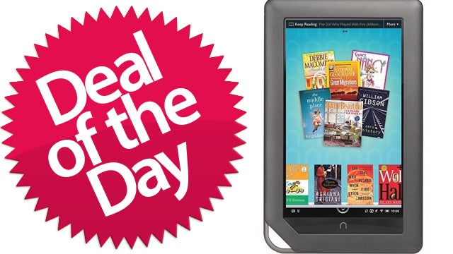 This Nook Color Is Your Showing-Tim-Cook-Up Deal of the Day