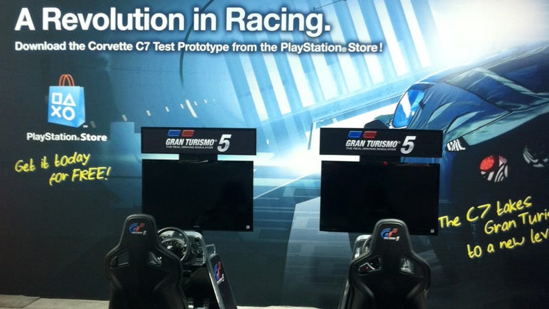 You Can Virtually Drive The Next Corvette Today