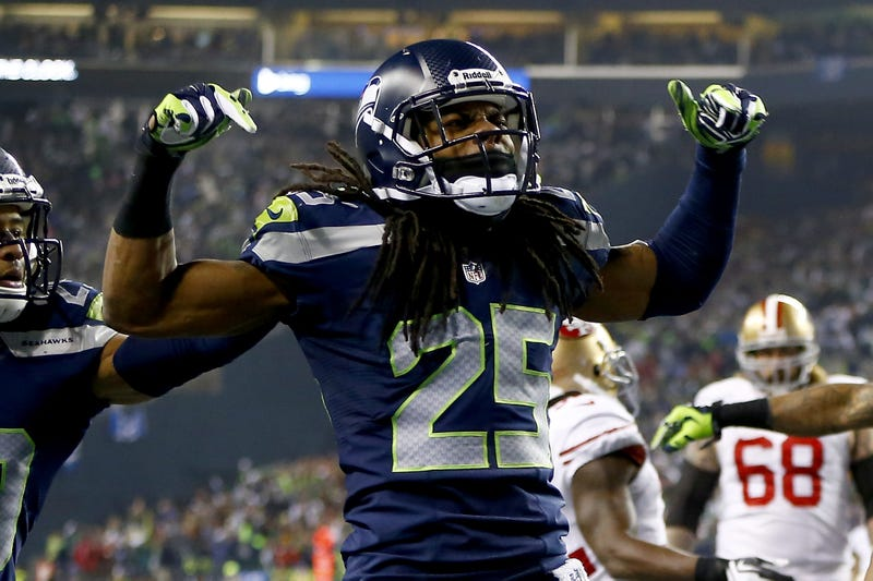 A Guide To Richard Sherman, Your New Favorite NFL Player
