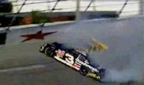 Top Ten Most Important NASCAR Crashes Of All Time