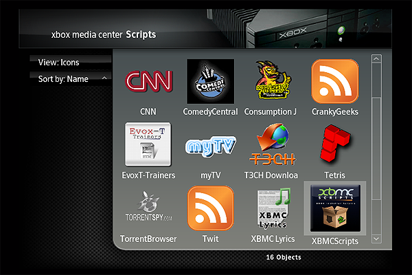 Soup Up Your Xbox Media Center