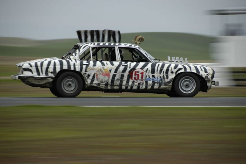 24 Hours Of LeMons Arse Freeze-A-Palooza Über Gallery: British Steel
