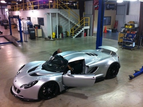 Hennessey Venom GT Coming To SEMA