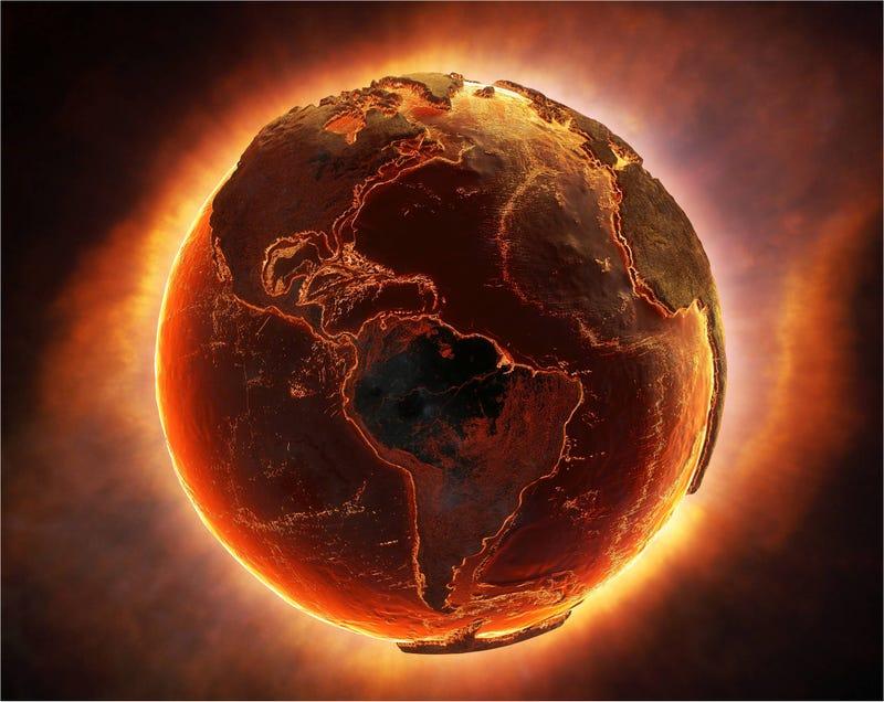 Calculan el fin de la vida en la Tierra: en 1.750 millones de años
