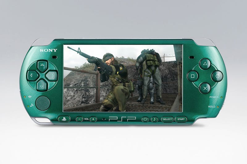 The Good, The Bad And The Fingerprinted: My Five Years With The PSP