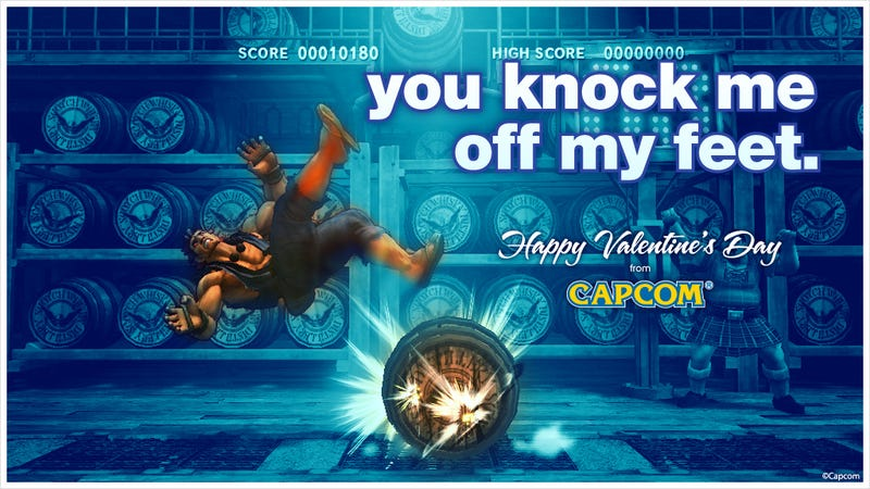 Last Minute Video Game Valentines for the Soon-to-Be Single