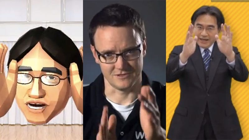 Look Out, Nintendo Has An Official Gesture, And It's Chopping At Your Face