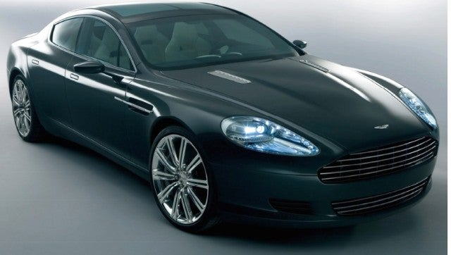 Aston's Future: Rapide Stays in the Pipeline