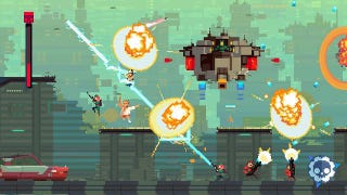 Super Time Force, Monaco Come To Games With Gold In Septe