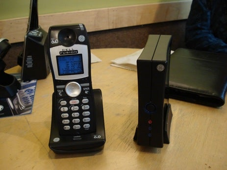 GE's Cell Fusion Series Pairs Your Home Phone to Your Cellphone
