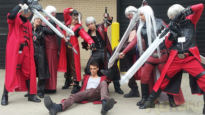 Well, These Dantes Certainly Don't Like Devil May Cry's Redesign