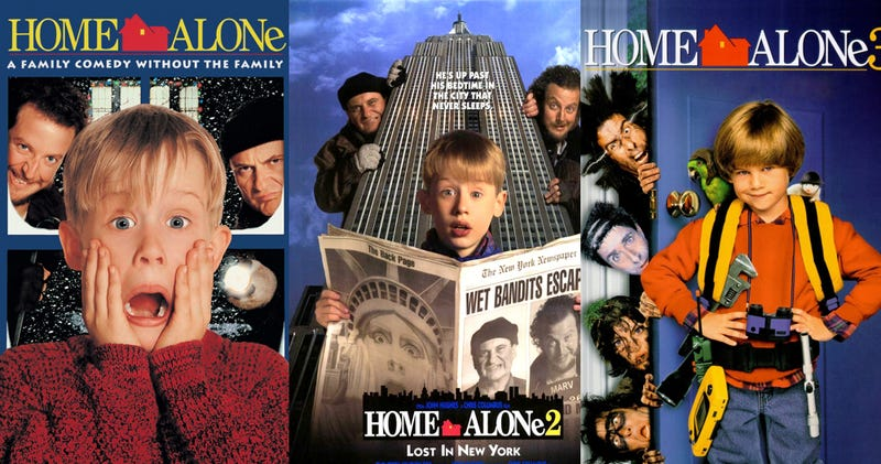 The Home Alone Movies, Ranked