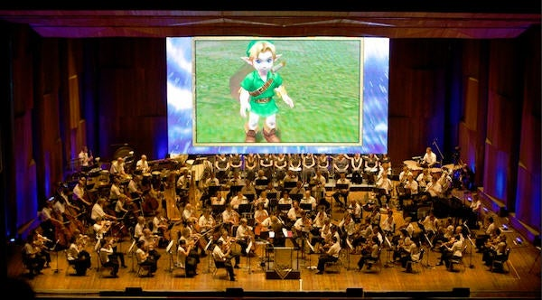 DSB: The Best Video Game Music of the Last 25 Years