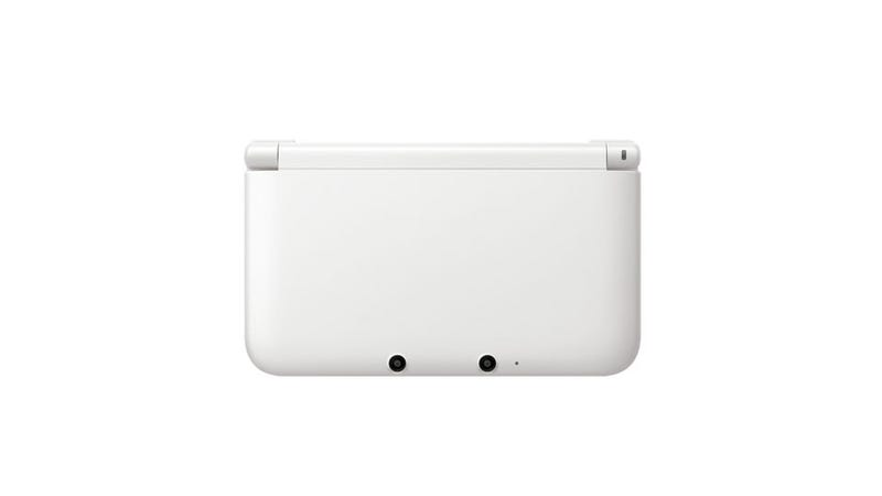 Get a Real Good Look at the New Nintendo 3DS XL