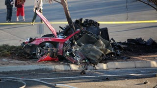 """Speed Alone"" To Blame For Paul Walker Crash"