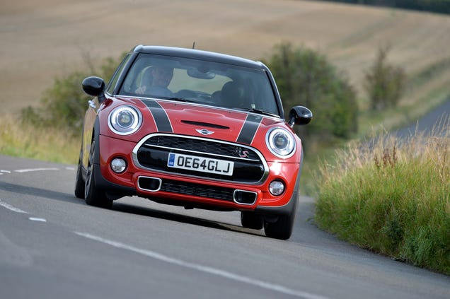 The New MINI 5 Can Fit All The Clowns But Isnt Nearly As Amusing
