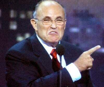 Rudy Giuliani Endorses Tea Party Candidate