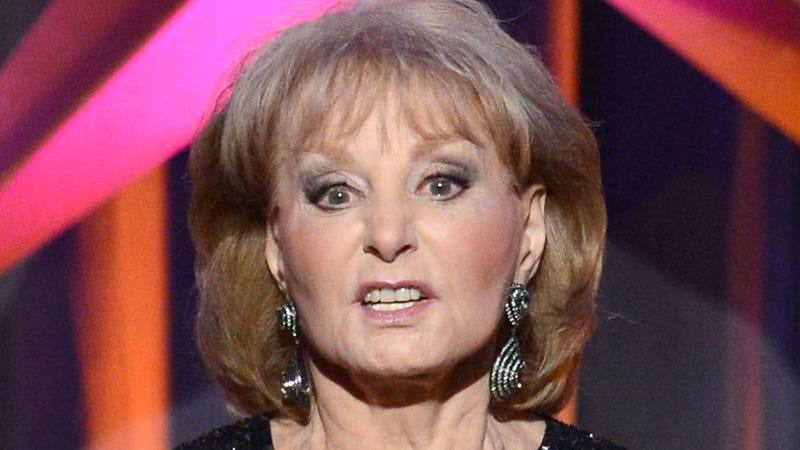 Barbara Walters Pisses Off Everyone During Hunger Games Screening