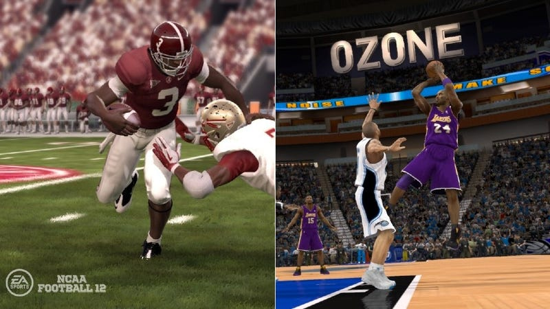 Video Games Tell Us Who''ll Win the NBA's Christmas Tipoff and College Football's New Years' Bowls