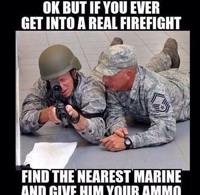 Military T-shirts, Marine T-shirts, Army T-shirts