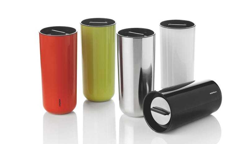 A Vacuum-Insulated Tumbler That Thinks It's a Cup