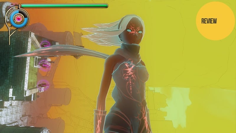 Gravity Rush : The Kotaku Review
