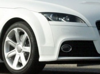 Audi TT S, Now With LED Headlamps
