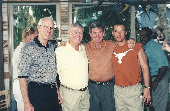 How Low Can Joe Paterno Go? What Coaches Do When They Hang Out