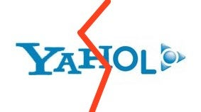 AOL cuts Yahoo, even before a deal's done