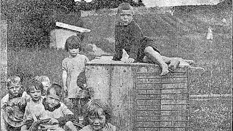 Mass Grave in Ireland Is Thought to Contain 800 Children's Bodies