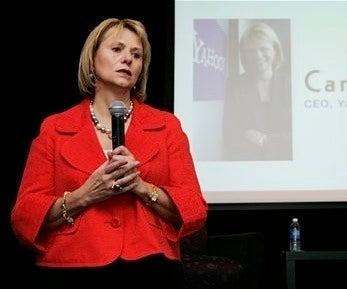Carol Bartz Too Sick To Explain Financial Performance